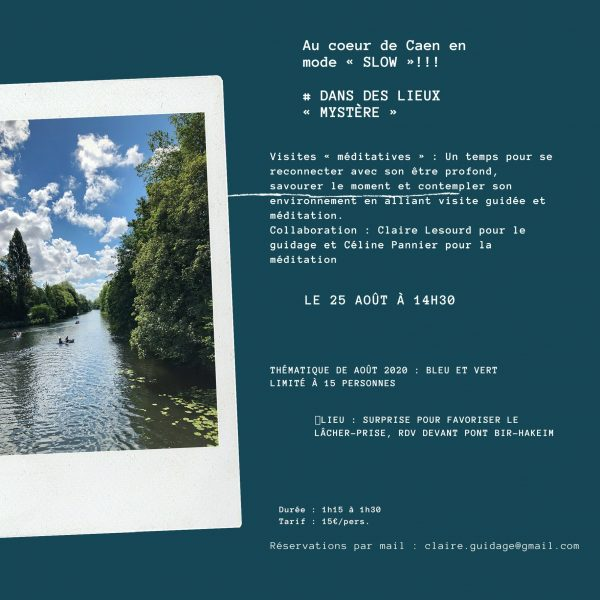 Visite Guidée Caen
