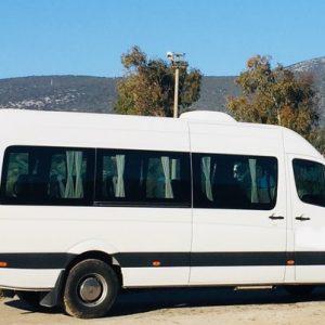 Excursion provence minibus