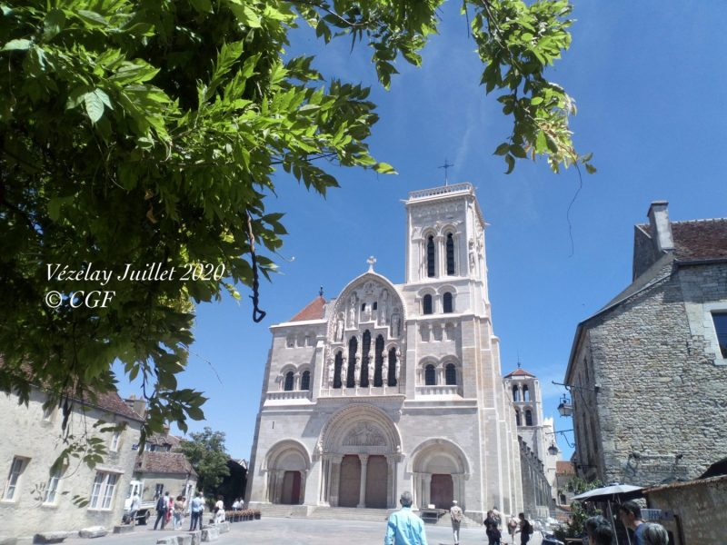 Guide Vézelay