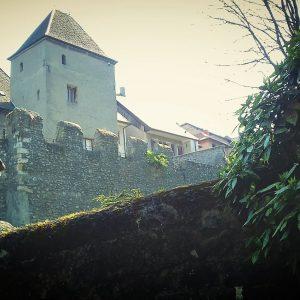 chateau de bellegarde, visite guidée thonon