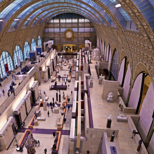 Musée d'Orsay crédits photo Christophe Leonardi
