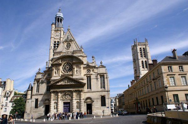 Saint Etienne du Mont