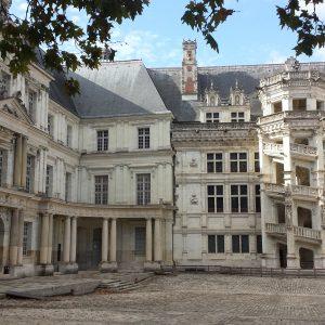 visite guidée château blois