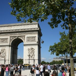 VISITE GUIDEE ARC TRIOMPHE