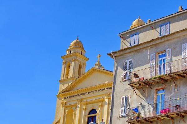 Visite guidée Bastia