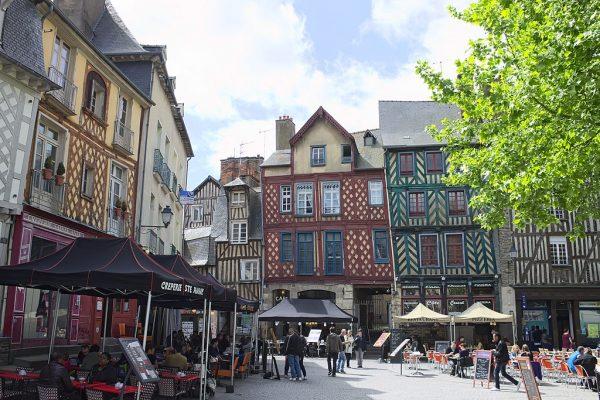 Visite Rennes