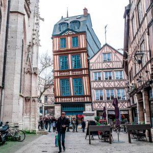 Guide Conférencier Rouen
