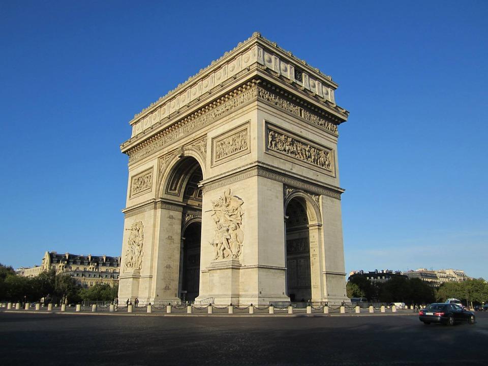 Visite Guidée Paris, Arc de Triomphe, Guide Paris, Guide Conférencier Paris, Visiter Paris